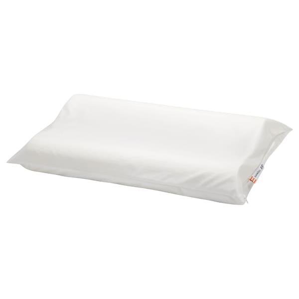 RAKNÖREL ergonomic pillow 33 cm 50 cm 340 g 390 g