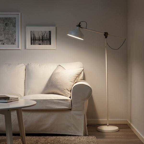 RANARP Floor/reading lamp, off-white