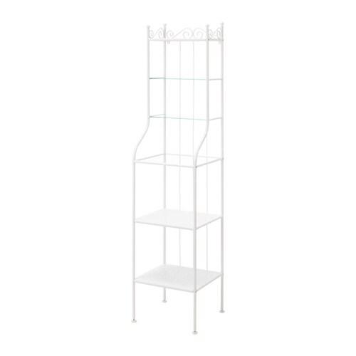 RNNSKR Shelving Unit White IKEA