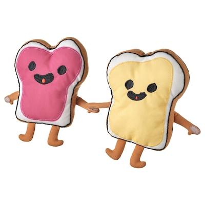 SAGOSKATT 2021 Soft toy, sandwich friends/multicolour