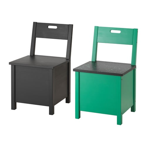 S llskap chair with storage ikea for Chair with storage