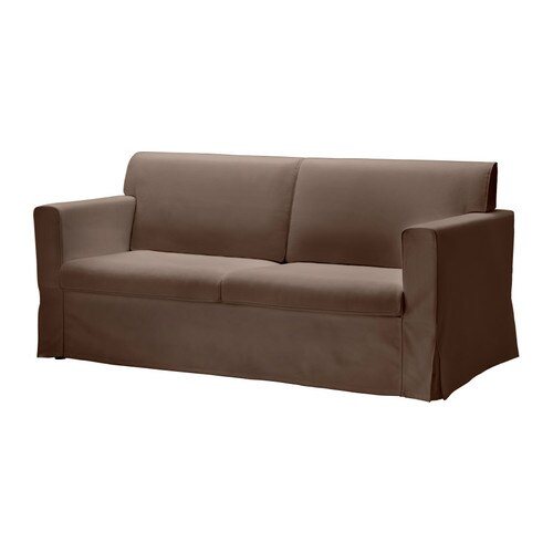 SANDBY Cover three-seat sofa   Easy to keep clean; removable, machine washable cover.