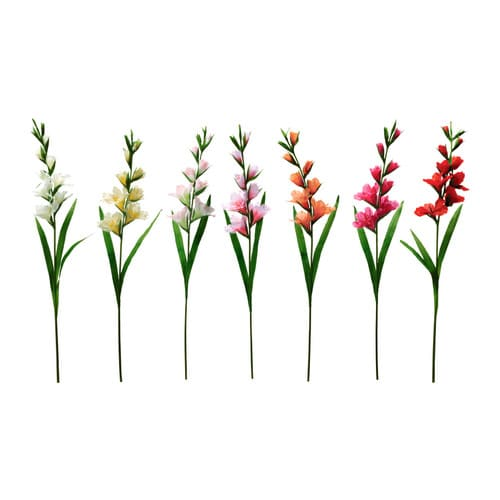 SMYCKA Artificial flower   Lifelike artificial flower that remain just as fresh-looking and beautiful year after year.