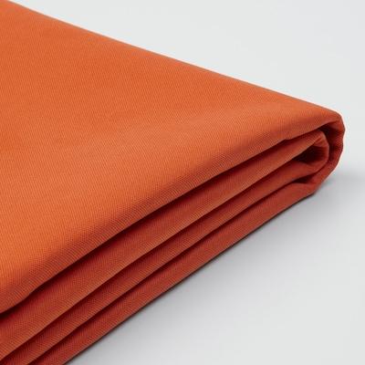 SÖDERHAMN Cover for chaise longue, Samsta orange