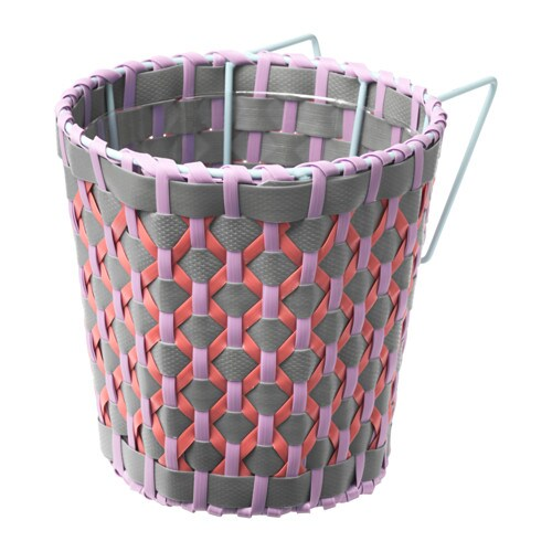 Solrosfr Plant Pot With Holder Ikea