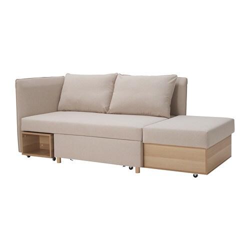 Stocksbo 2 Seat Sofa Bed