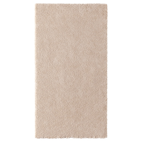 STOENSE rug, low pile off-white 150 cm 80 cm 18 mm 1.20 m² 2560 g/m² 1490 g/m² 15 mm