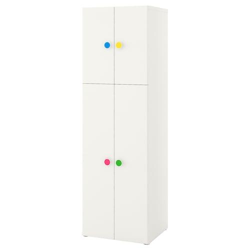IKEA STUVA / FÖLJA Wardrobe with 4 doors