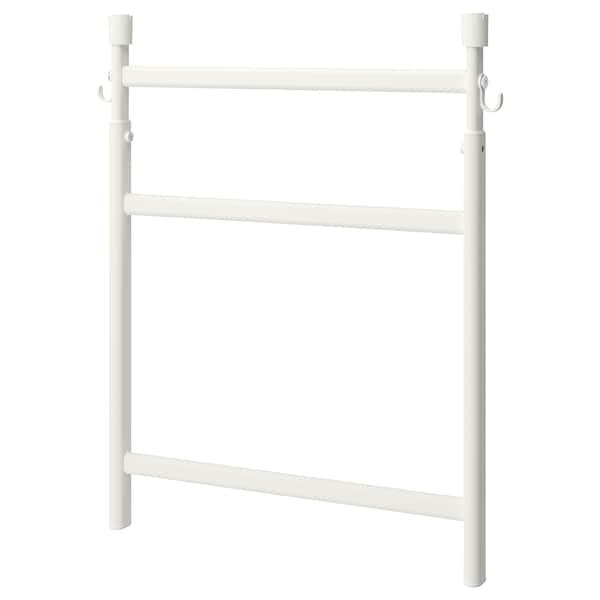 SUNNERSTA Adjustable rack with hooks