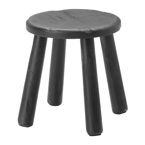 SVÄRTAN Side Table/stool