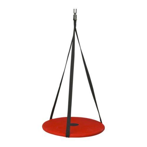 SVÄVA Swing   Swinging develops the sense of balance and body perception.   It also brings a feeling of well-being and relaxation.