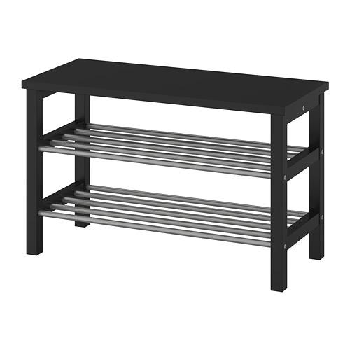 Schoenenrek 60 Cm.Tjusig Bench With Shoe Storage Ikea