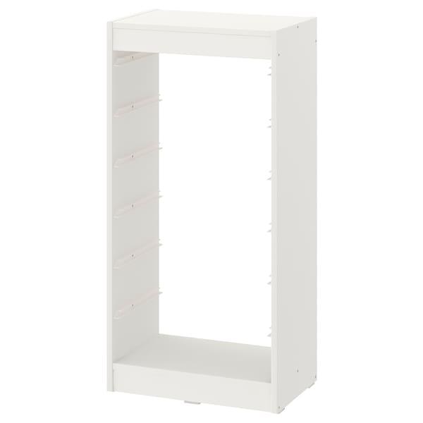 TROFAST Frame, white, 46x30x95 cm