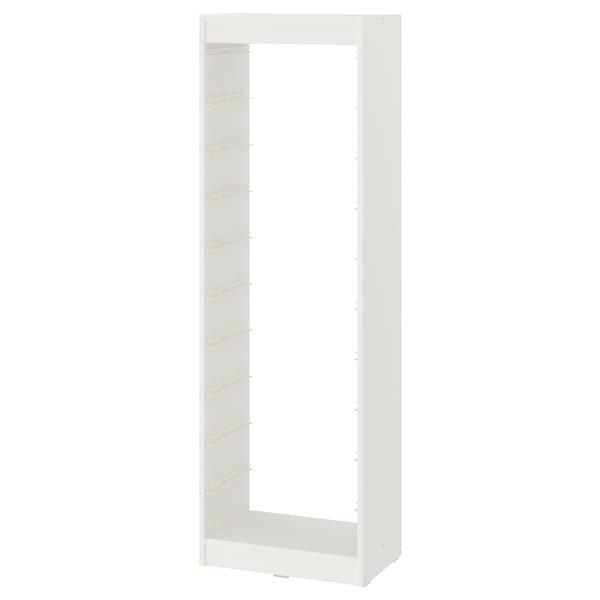 TROFAST Frame, white, 46x30x146 cm