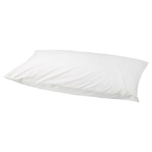 ULLVIDE pillowcase white 200 /inch² 1 pieces 50 cm 80 cm