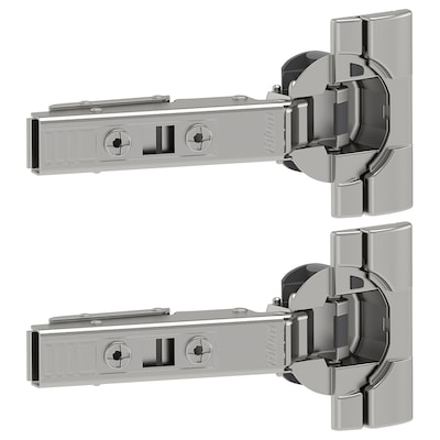 UTRUSTA Hinge w b-in damper for kitchen, 110 °