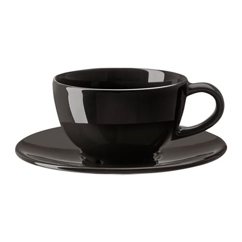 vardagen coffee cup and saucer ikea