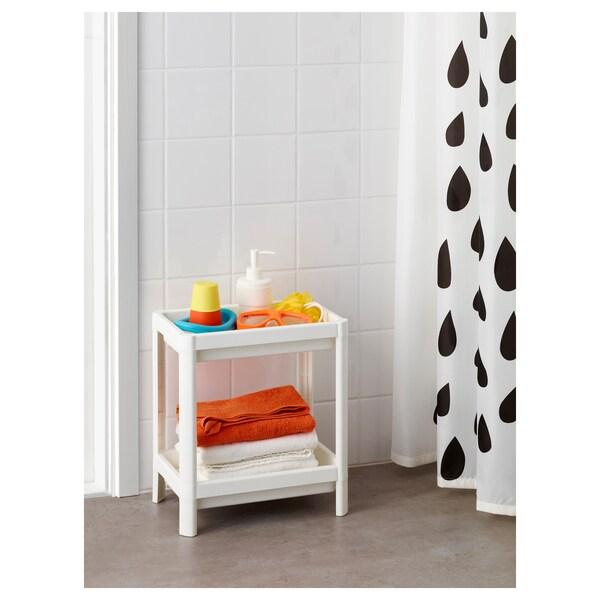 VESKEN Shelf unit, white, 36x23x40 cm