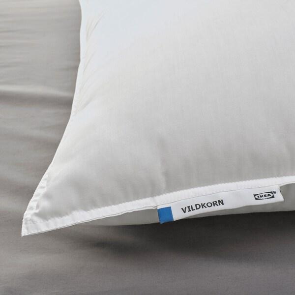 VILDKORN pillow, high 50 cm 80 cm 655 g 745 g