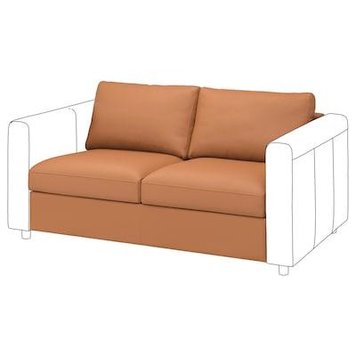 VIMLE 2-seat section, Grann/Bomstad golden-brown