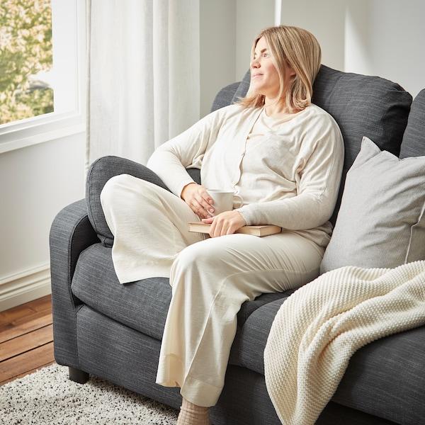 VINLIDEN 2-seat sofa, Hillared anthracite