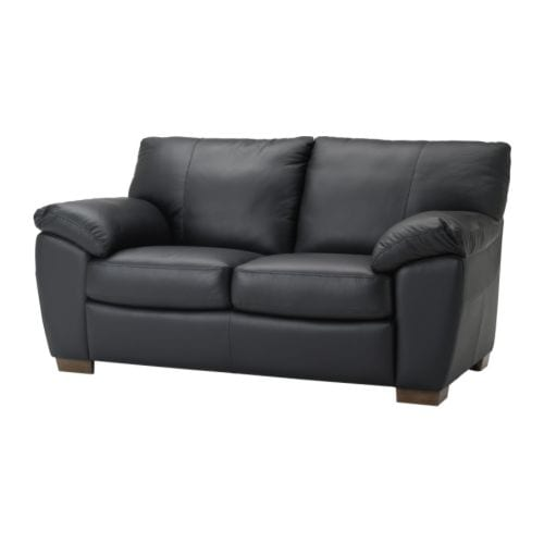 Well designed affordable home furnishings ikea for Ikea leather loveseat