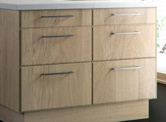 Go to Kitchen cabinets & fronts