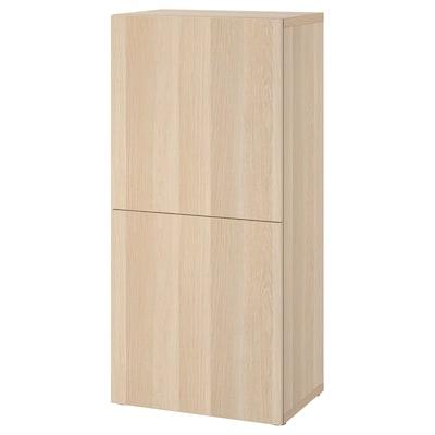 BESTÅ Unit rak berpintu