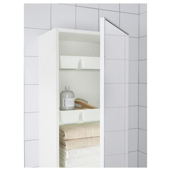 BILLINGEN Selitan laci, putih, 33x17 cm