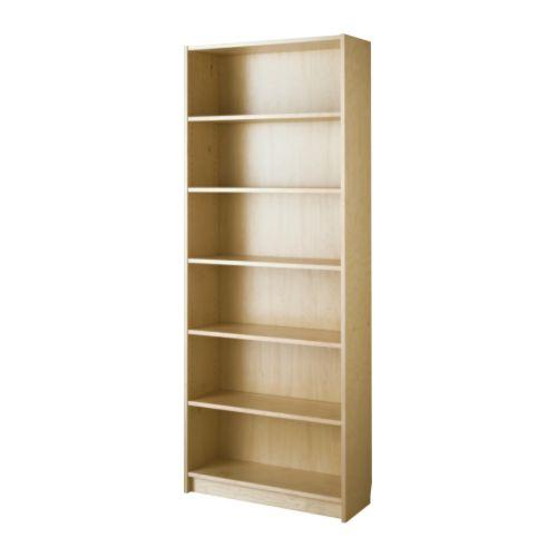 BILLY Rak buku IKEA Para yang boleh dilaras; sesuaikan ruang di antara ...
