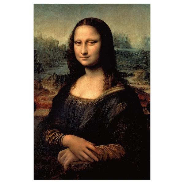 BJÖRKSTA Gambar, Mona Lisa, 78x118 cm