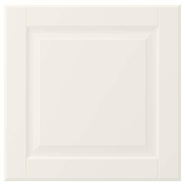 BODBYN Pintu, putih pudar, 40x40 cm