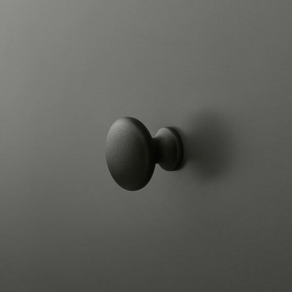 BRYGGJA unit storan kelabu gelap 120 cm 43 cm 173 cm