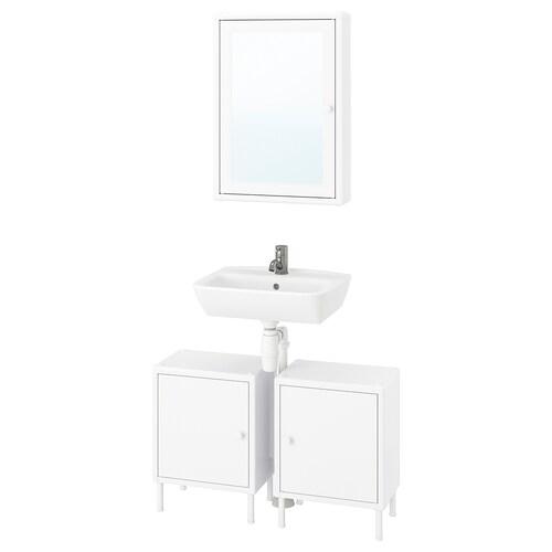 DYNAN / TYNGEN set 5 unit perabot bilik mandi