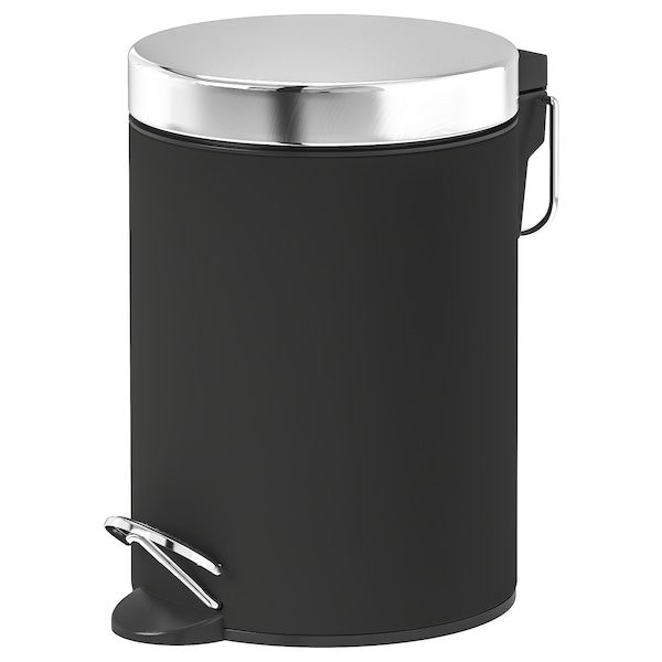EKOLN Tong sampah, kelabu gelap
