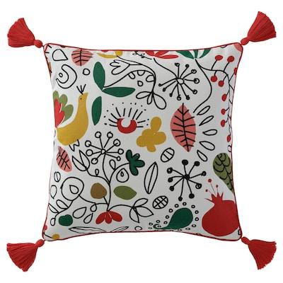 FINSLIPAD Sarung kusyen, pelbagai warna, 50x50 cm