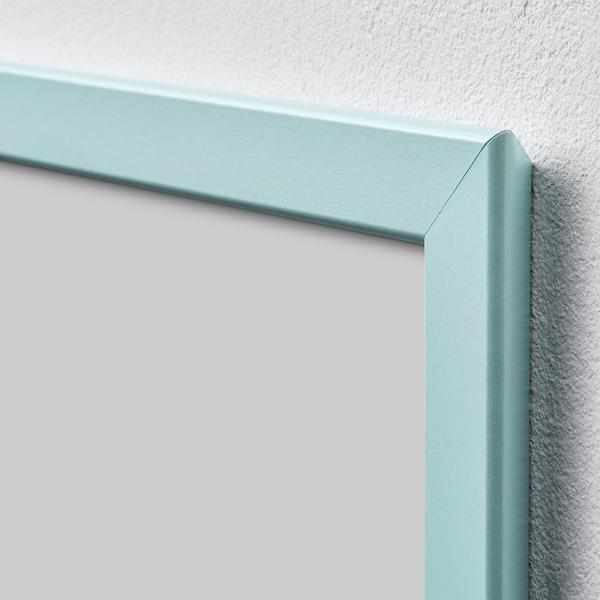 FISKBO Bingkai, biru muda, 21x30 cm