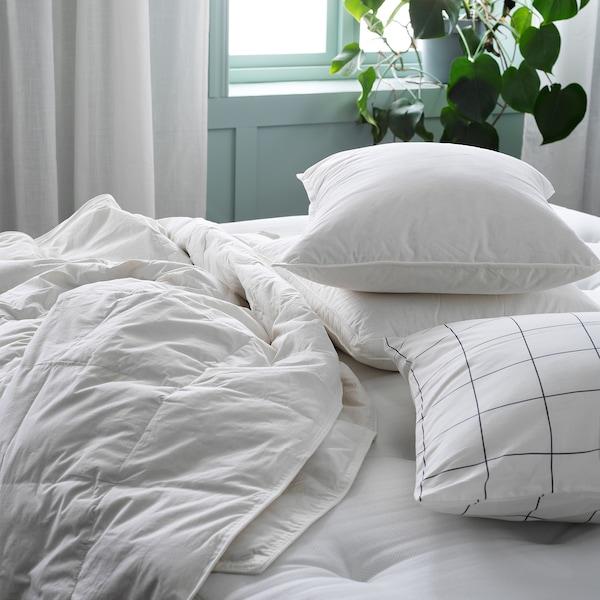 FJÄLLBRÄCKA Duvet, sederhana hangat, 200x200 cm