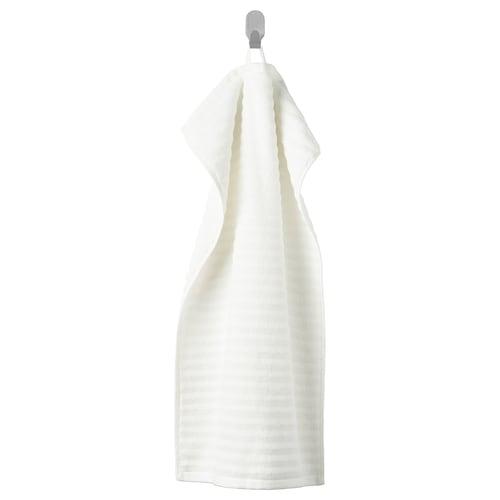 FLODALEN tuala tangan putih 70 cm 40 cm 0.28 m² 700 g/m²