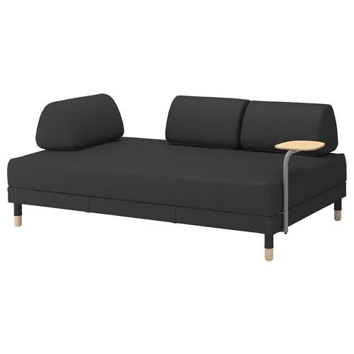 FLOTTEBO katil sofa dengan meja siisi