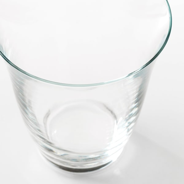 FRAMTRÄDA Gelas, kaca jernih, 28 cl