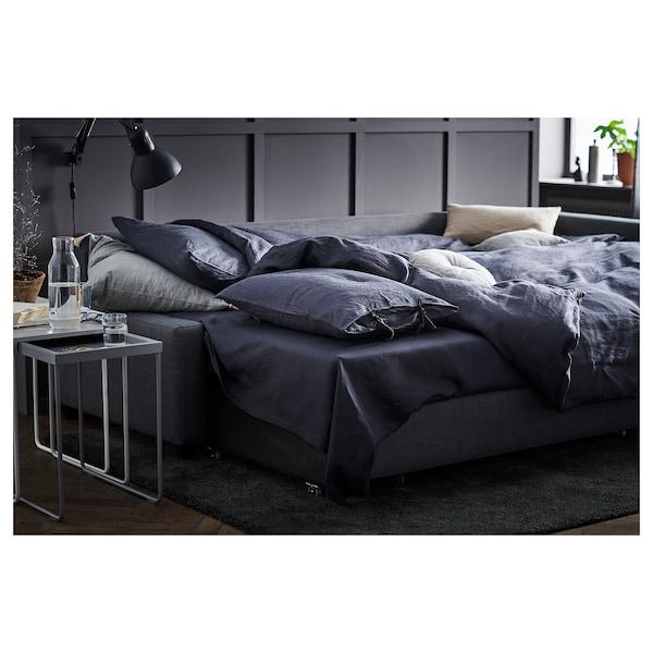 FRIHETEN Katil sofa penjuru dgn storan