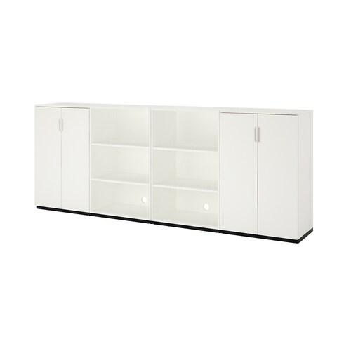 GALANT kombinasi storan putih 320 cm 45 cm 120 cm 30 kg