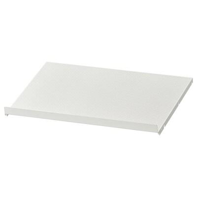 HJÄLPA Rak kasut, putih, 60x40 cm