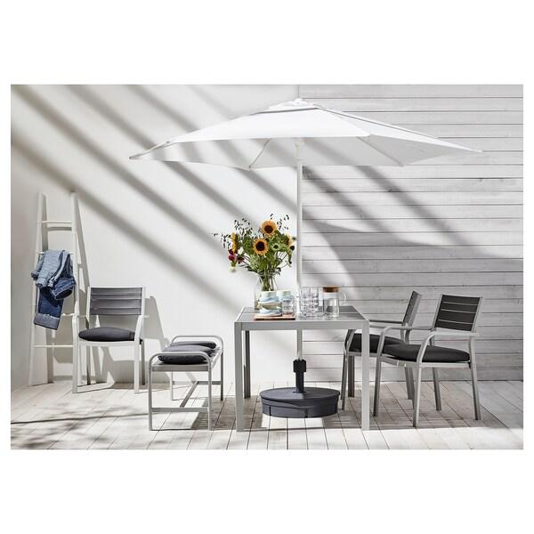 HÖGÖN Payung, putih, 270 cm
