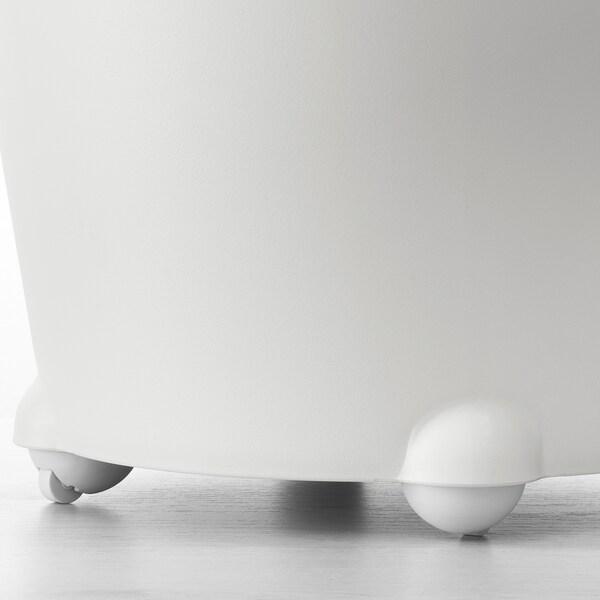 IKEA PS FEJÖ Pasu siram sendiri, putih, 32 cm