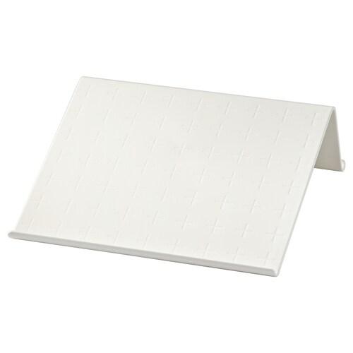 ISBERGET pendiri tablet putih 25 cm 25 cm 9 cm