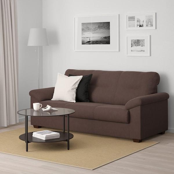 KNISLINGE Sofa 3 tempat duduk