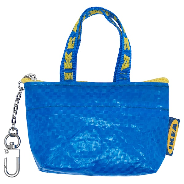 KNÖLIG Beg, kecil biru