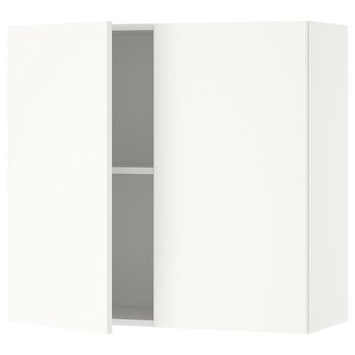 KNOXHULT kabinet dinding berpintu putih 80.0 cm 31 cm 75 cm